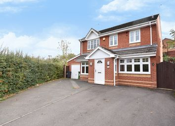 Thumbnail 4 bed detached house for sale in Impney Green, Droitwich