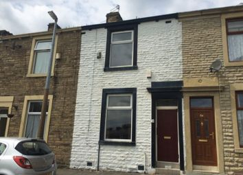 Thumbnail 3 bed terraced house for sale in Garden Street, Great Harwood, Blackburn