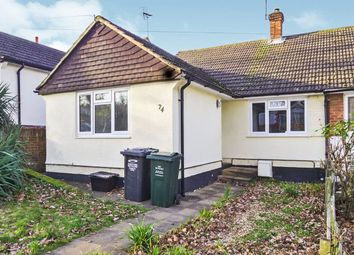 Thumbnail 3 bed bungalow to rent in Summerhouse Drive, Bexley