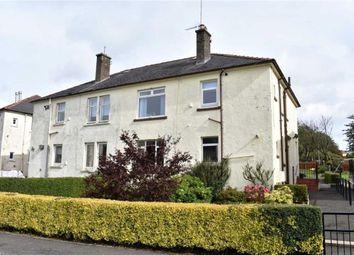 Thumbnail 2 bed flat for sale in 79, Wallace Street, Greenock, Renfrewshire