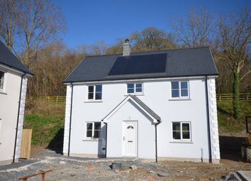 Thumbnail 3 bed detached house for sale in Clos Crugiau, Southgate, Aberystwyth