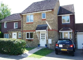 Thumbnail 3 bed terraced house to rent in Cowslip Close, Southwater, Horsham