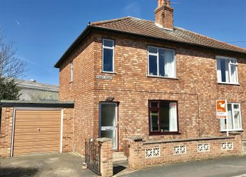Thumbnail 3 bed semi-detached house for sale in Kings Road, Melton Mowbray
