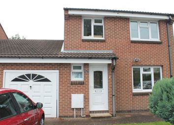 Thumbnail 3 bed link-detached house to rent in Steedman Avenue, Mapperley, Nottingham