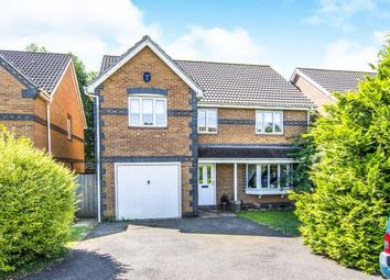 Thumbnail 4 bed detached house for sale in Brandon Groves, South Ockendon, Essex