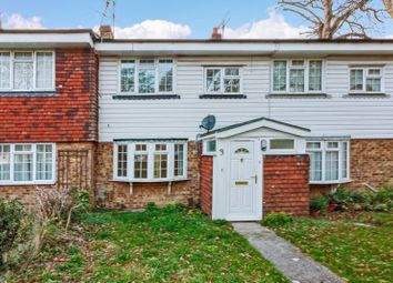 Thumbnail 3 bed terraced house to rent in St. Lawrence Avenue, Broadwater, Worthing