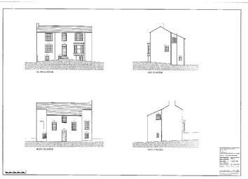 Thumbnail 4 bed property for sale in South Parade, Grantham