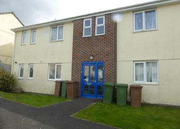 Thumbnail 2 bed flat to rent in Beaufort Close, Plymouth