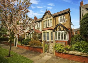 Thumbnail 3 bed semi-detached house for sale in Rosebery Avenue, Blyth, Northumberland
