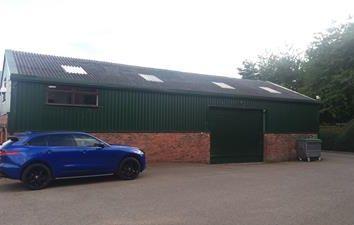 Thumbnail Light industrial to let in Unit 1 The Barn, Saddington Lodge Farm, Shearsby Road, Saddington