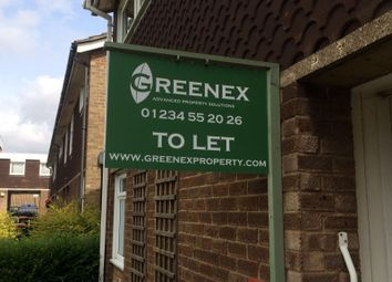 Thumbnail 2 bed end terrace house to rent in Abbots Crescent, Kempston