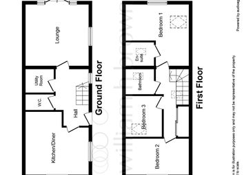 Thumbnail 3 bed cottage for sale in High Street, East Markham, Newark