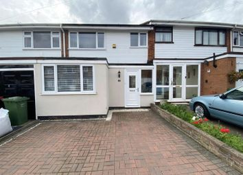 3 bed terraced house for sale in Mercer Avenue, Water Orton, Birmingham B46
