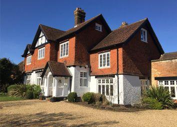 Thumbnail 6 bed detached house for sale in Brockham Green, Brockham, Betchworth, Surrey
