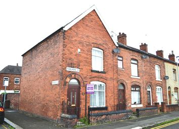 Thumbnail 2 bed end terrace house for sale in Thirlmere Street, Leigh, Greater Manchester.