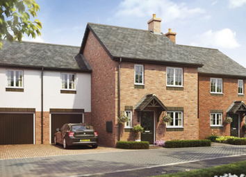 Thumbnail 1 bedroom semi-detached house for sale in Bramshall Road, Uttoxeter, Staffordshire