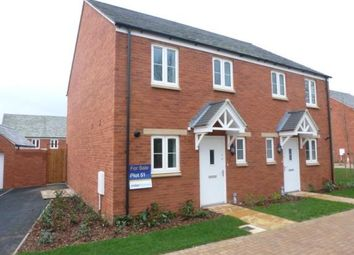 Thumbnail 2 bed semi-detached house for sale in The Woodlands, Tadmarton Road, Bloxham, Oxfordshire