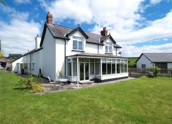 Thumbnail 4 bed detached house for sale in Llanddew, Brecon, Powys