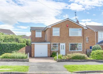 Thumbnail 4 bed detached house for sale in Penymynydd Road, Penyffordd, Chester