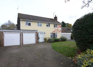 Thumbnail 5 bed detached house to rent in Hilder Gardens, Farnborough