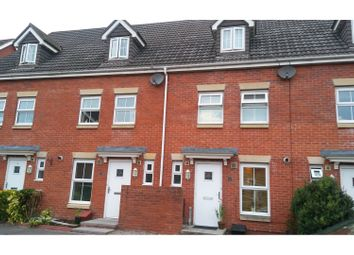 Thumbnail 3 bed terraced house for sale in Brigantine Way, Newport