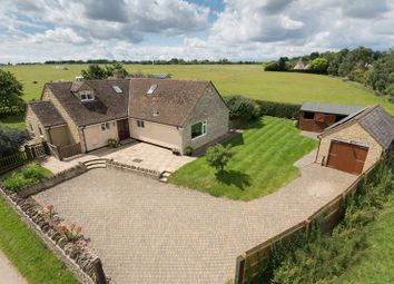 Thumbnail 5 bed detached bungalow for sale in South Side, Steeple Aston, Bicester