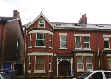 Thumbnail 1 bed flat to rent in 21 C Clarendon Road, Garston, Liverpool