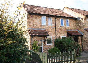 Thumbnail 2 bed end terrace house to rent in Oxen Lease, Heron Walk, Ashford, Kent