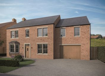 Thumbnail 5 bed detached house for sale in Lowfields Lane, Pickhill, Thirsk