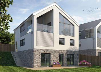 "Thumbnail 4 bed detached house for sale in ""The Harlyn"" at Swanpool, Falmouth"
