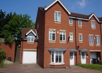 Thumbnail 4 bed semi-detached house for sale in Oakwood Road, Leicester