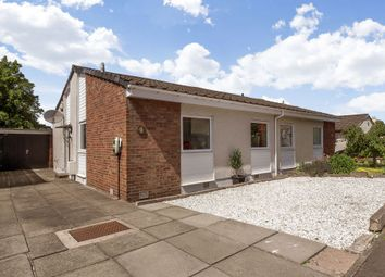 Thumbnail 2 bed semi-detached bungalow for sale in The Spinney, Edinburgh