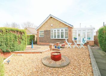 Thumbnail 2 bed detached bungalow for sale in Roxburgh Close, Blaydon-On-Tyne