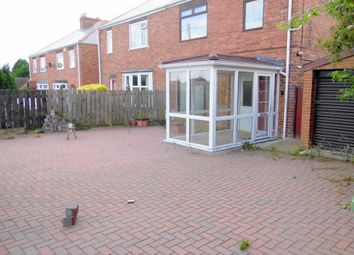 Thumbnail 3 bed semi-detached house for sale in Duncombe Bank, Ferryhill