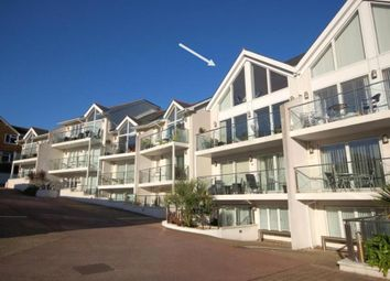 Thumbnail 3 bed flat for sale in Gallinas Point, St Ives, Cornwall