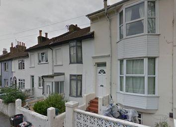 Thumbnail 2 bed maisonette to rent in Hanover Street, Brighton