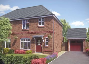 Thumbnail 3 bedroom semi-detached house for sale in Linwood Park, Stanton Road, Shifnal, Shropshire