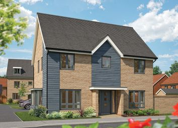 """Thumbnail 4 bed detached house for sale in """"The Chestnut"""" at Fields Road, Wootton, Bedford"""