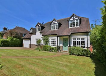 Thumbnail 5 bed detached house for sale in Long Mill Lane Crouch, Platt, Sevenoaks