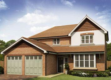 Thumbnail 4 bed detached house for sale in Kingsborough Manor, Hustlings Drive, Eastchurch