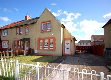 Thumbnail 2 bed end terrace house for sale in Parkville Drive, Blantyre, Glasgow