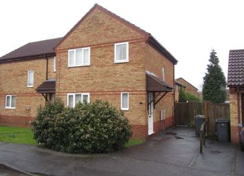 Thumbnail 3 bed terraced house to rent in Westfield Way, Bradley Stoke, Bristol