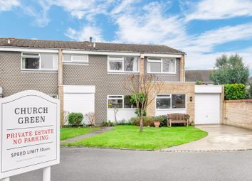 Thumbnail 4 bed end terrace house for sale in Church Green, Hersham, Walton-On-Thames