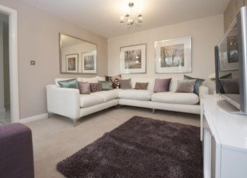 """Thumbnail 4 bed detached house for sale in """"Lymington"""" at Livingstone Road, Corby"""