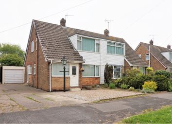 Thumbnail 3 bed semi-detached house for sale in Compass Road, Hull