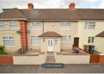 Thumbnail 3 bed terraced house to rent in Langdale Road, Northampton