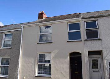 Thumbnail 3 bed terraced house for sale in Wellington Street, Pembroke Dock