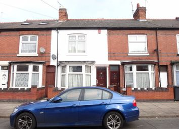 Thumbnail 3 bed terraced house for sale in Doncaster Road, Belgrave, Leicester