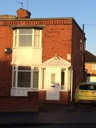 Thumbnail 2 bed semi-detached house to rent in Ormerod Road, Hull