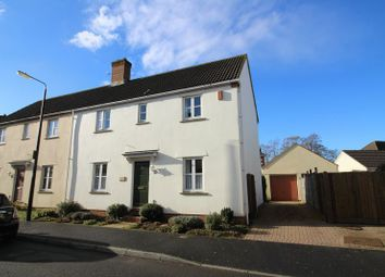 Thumbnail 3 bed semi-detached house for sale in Rosemount Road, Flax Bourton, Bristol